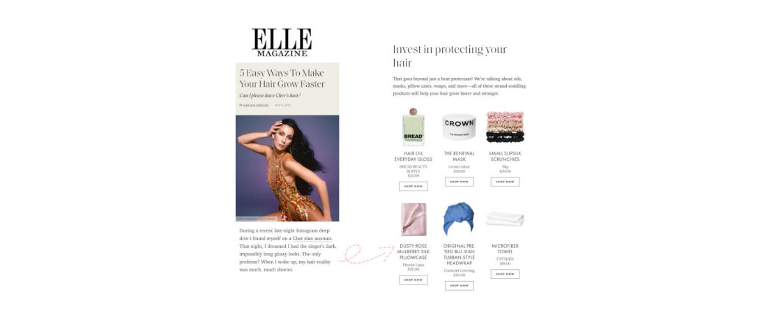 ELLE Editor's Pick