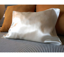 Toddler - Ivory Mulberry Silk Pillowcase